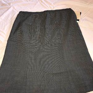 NWT Jones New York Wool Skirt